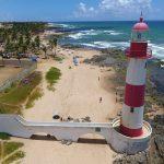 Foto Filmagem Aérea com Drone Farol de Itapoan Salvador