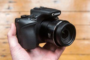 Câmera fotográfica Superzoom