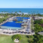 Foto Aérea com Drone do Hotel Vila Galé Bahia