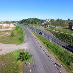 Foto Aérea Pista de Acesso para Empresa em Salvador Bahia
